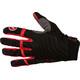 Castelli CW 6.0 Cross fietshandschoenen Heren rood/zwart
